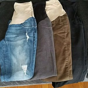 Maternity Pants and Jeans
